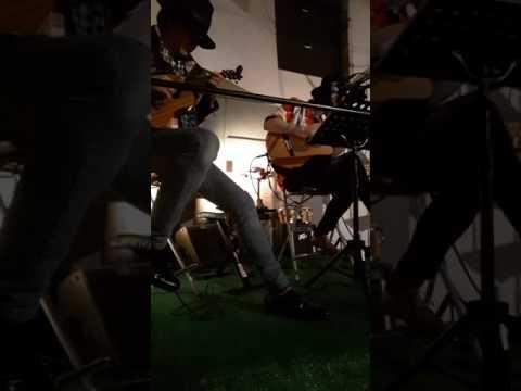 Kaz and Sakai Concert at Ukehut