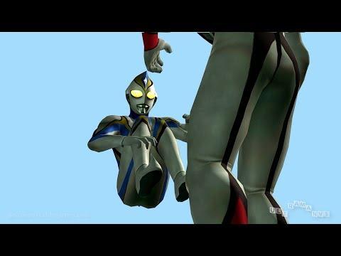 FAKE DYNA Vs EVIL TIGA (Request 10) #Ultraman (HD) #ウルトラマン