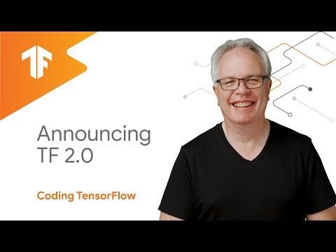 TensorFlow 2.0 is now available!