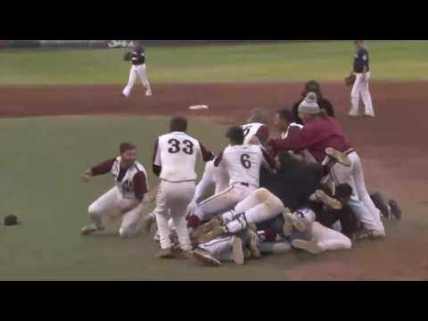 2016 NWAC Baseball champs Yakima Valley