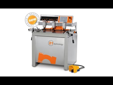 MAGGI 21 TECHNOLOGY  New Electronic Boring Machine