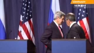 В ООН узнали кто применил в Сирии химическое оружие