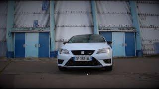Essai Seat Leon Cupra 280 : le sport auto en famille