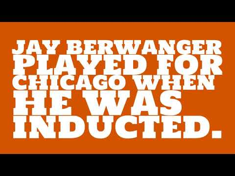 Who did Jay Berwanger play for?