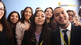 enactus morocco regional competition tanger 2016
