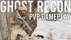 Ghost Recon Breakpoint PVP Gameplay + Impressions