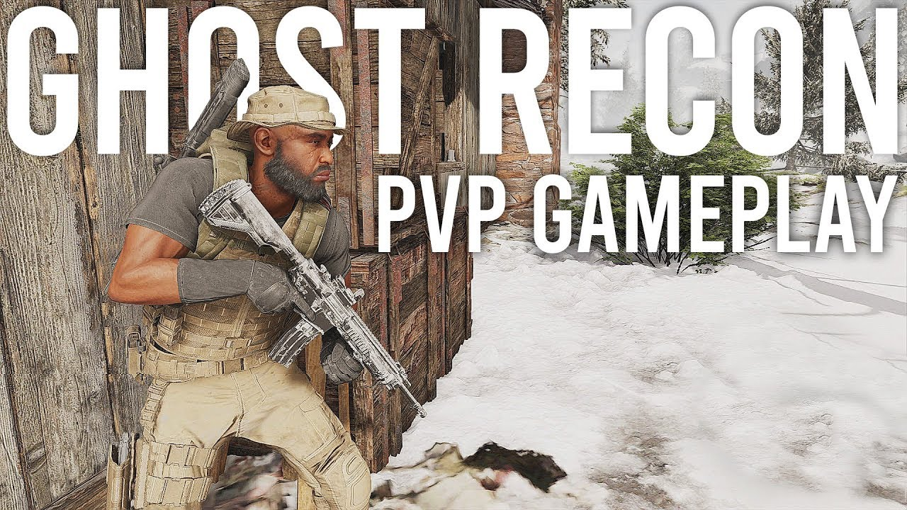 Ghost Recon Breakpoint PVP Gameplay + Impressions thumbnail