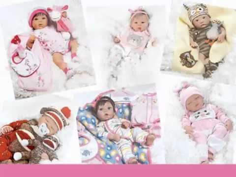Paradise Galleries Dolls – Baby Dolls, Collectible Dolls, Porcelain Dolls