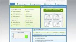 Affiliate Software - Omnistar Affiliate Overview