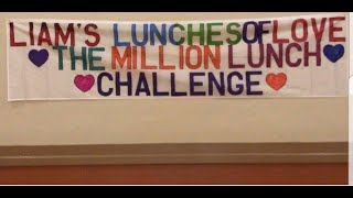 The Million Lunch Challenge!