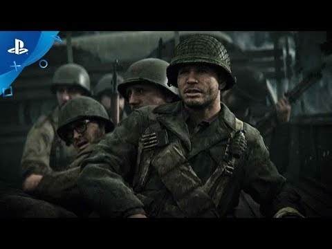 Call of Duty: WWII - Story Trailer | PS4