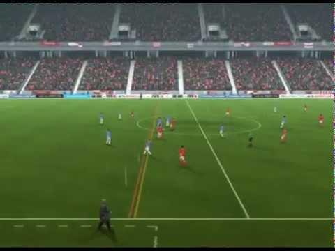 FIFA 14 (UEFA Champions League Spiel.79 Standard Lüttich vs Málaga CF)