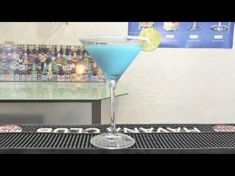 Blue Margarita | Lab Bar