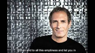 Watch Michael Bolton To Feel Again video