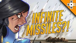 Overwatch Funny & Epic Moments 132 - INFINITE ROCKET BARRAGE - Highlights Montage