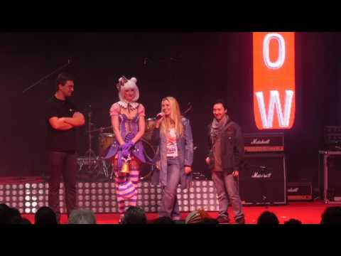 related image - Toulouse Game Show 2016 - Concours Cosplay Groupe - 00 - Présentation du Jury