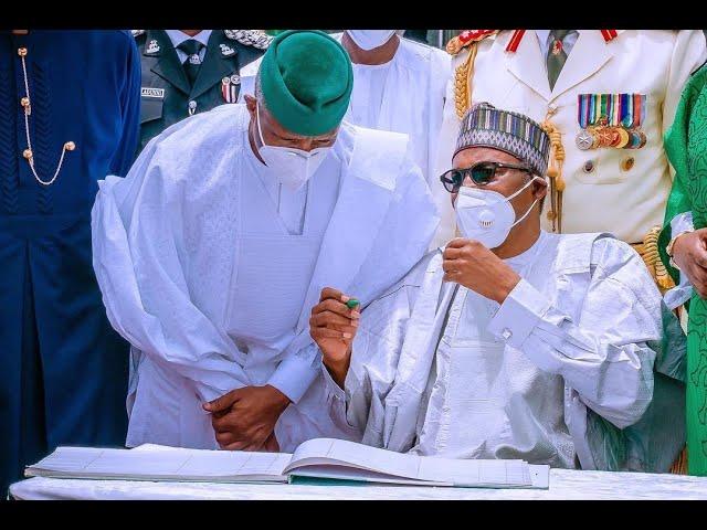 Mask-Up NIGERIA