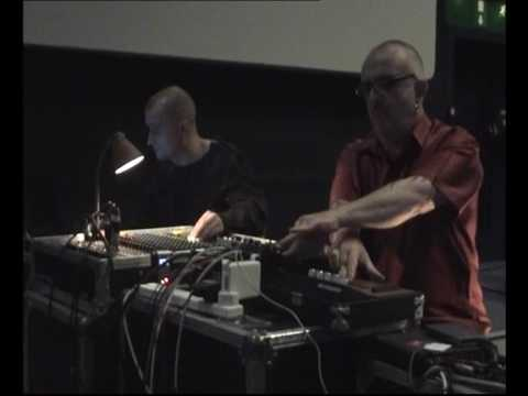 Peter Christopherson up close: SoiSong live in Turin 2008