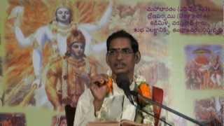 02 of 04 Drona Parvam of Mahabharatam at Undrajavaram by Kadimilla Varaprasad(Episode 33)