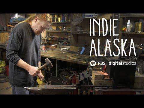I Am A Blacksmith | INDIE ALASKA