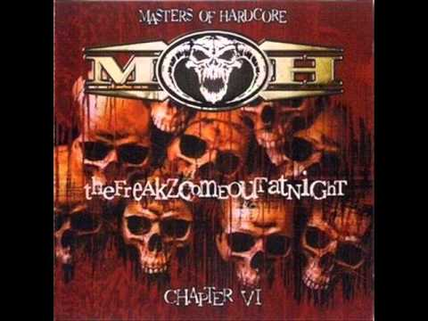Masters Of Hardcore Chapter VI - The Freakz Come Out At Night ( 2001 ) Complete Rare