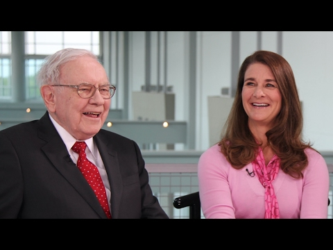 Melinda Gates on the Most Important Thing She Learned From Buffett