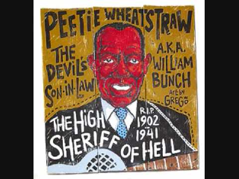 Peetie Wheatstraw - Stomp