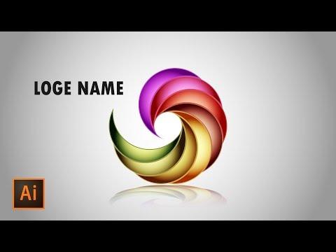 How to Create A Logo in Adobe Illustrator - Illustrator Tutorials