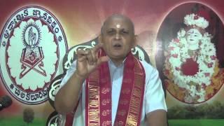 Moksha Praptiki Margam Bhagavad Gita : Day 1 : In Telugu : Sri Chalapathirao