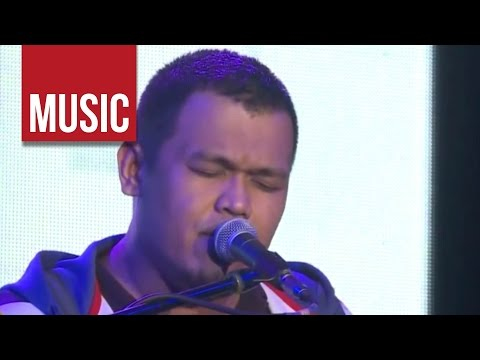 """Jay Durias - """"Love of My Life / Rainbow / Kahit Kailan"""" Live at OPM Means 2013!"""