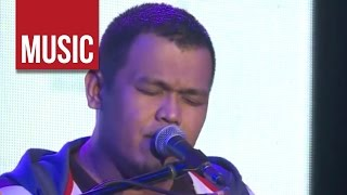 "Jay Durias - ""Love of My Life / Rainbow / Kahit Kailan"" Live at OPM Means 2013!"