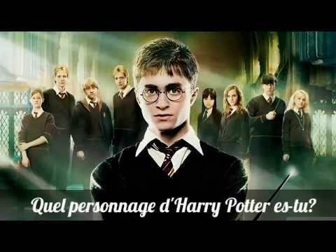 TestQuel personnage de Harry Potter estu?