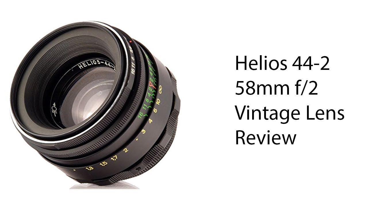 Vintage Lens Review Helios 44 2 58mm F 2 With Fuji X T20
