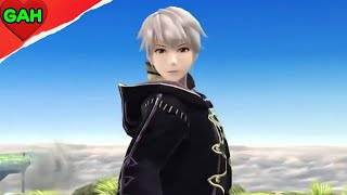 Super Smash Bros 4 - Robin / Captain Falcon / Lucina Announcement Trailer [Wii U / 3DS] HD