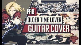 FullMetal Alchemist BrotherHood - Golden Time Lover Opening 3 - Juninho Araujo (+Tab)