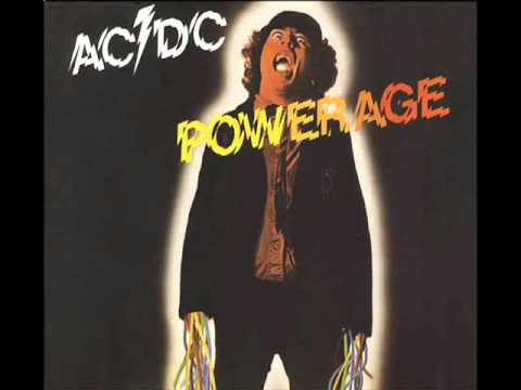 AC DC - Down Payment Blues video and lyrics