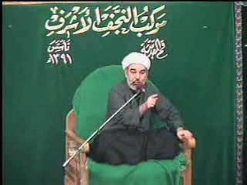 4 Muharram 1426 - A Lecture By Shaikh Ali Al-Shujaee