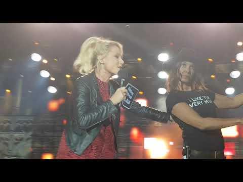 Zazie à Bruxelles Le 28 Septembre 2018 Speed + Interview