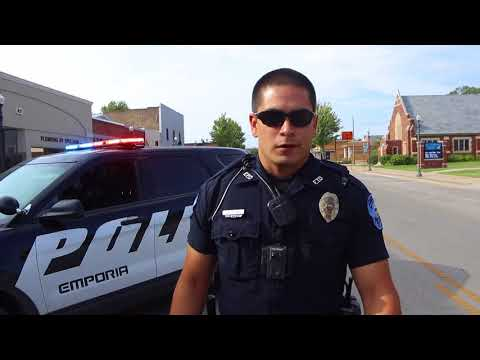 Emporia Police Department Lip Sync Video