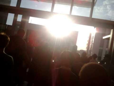 Queen Rihanna arriving at O.R Tambo International Airport, Johannesburg, South Africa