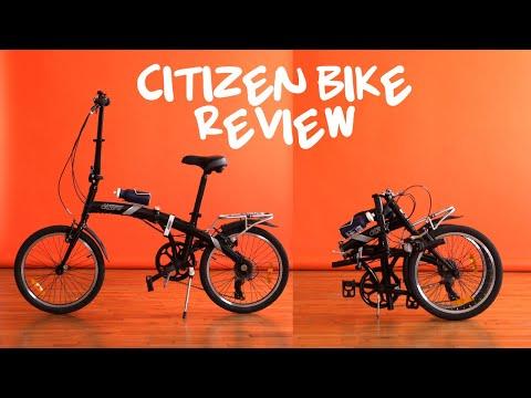 Citizen Folding Bike Review