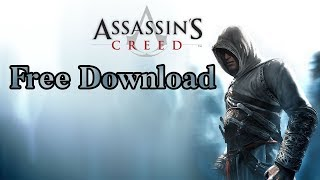 How to Download Assassins's creed 1 For free    (Hindi/Urdu)