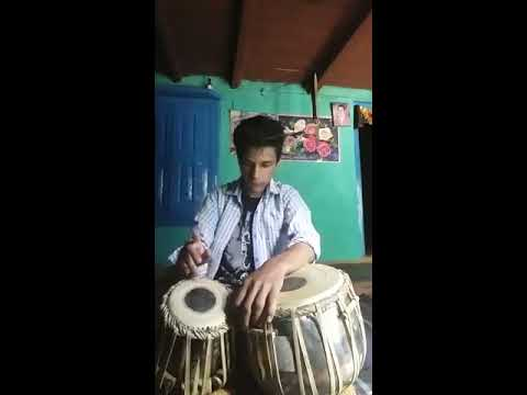 Kishori kuch aisa intajam ho jaye Tabla covered