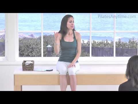"Mariska Breland of Fuse Pilates - ""Mind the Movement"" Workshop Trailer on Pilates Anytime"