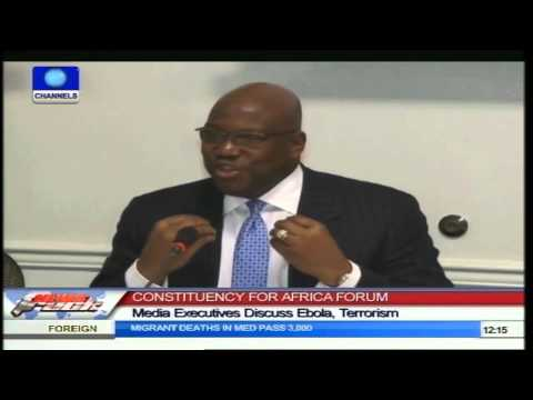 Media Executives Discuss Impact Of Ebola And Terrorism In Africa