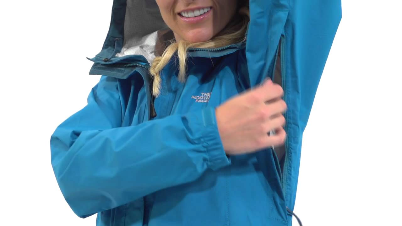 The North Face Women s Venture Jacket - YouTube 15f8ae37c