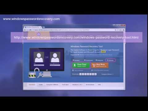 how to crack win 8.1 password
