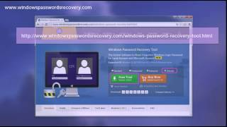 How to Crack Windows 8.1 Login Password with Windows Password Recovery Tool Ultimate