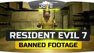 Смертельный Покер ● Resident Evil 7: Banned Footage.