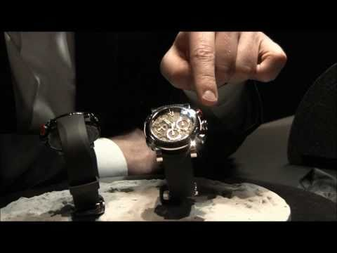 Romain Jerome Watches 2011 Presented By CEO Manuel Emch